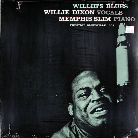 "Willie Dixon Vinyl 12"" (New)"
