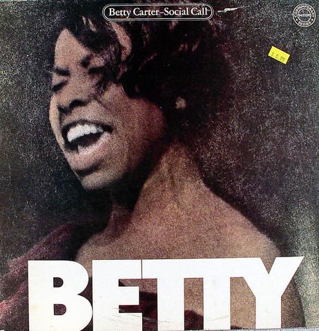 "Betty Carter Vinyl 12"" (Used)"