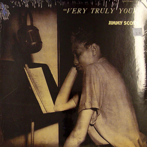 "Jimmy Scott Vinyl 12"" (New)"