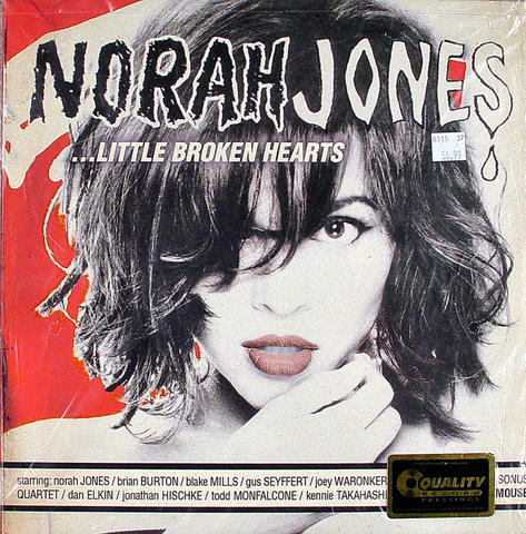 "Norah Jones Vinyl 12"" (New)"