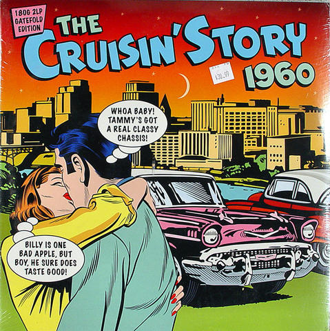 "The Cruisin' Story 1960 Vinyl 12"" (New)"
