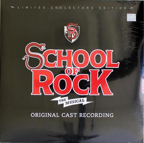 """School Of Rock The Musical Vinyl 12"""" (New)"""