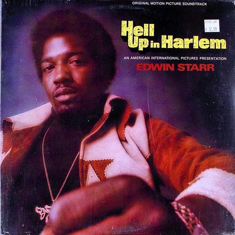 """Hell Up In Harlem Vinyl 12"""" (New)"""