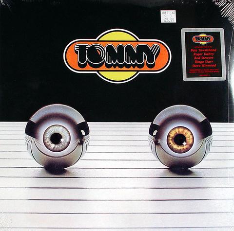 """Tommy Vinyl 12"""" (New)"""