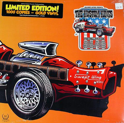 "Hallmark Guitars Presents: The Kustom Kings Vinyl 12"" (New)"
