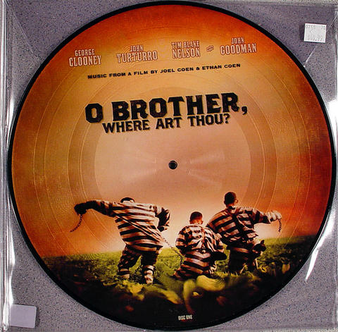 "O Brother, Where Art Thou Vinyl 12"" (New)"