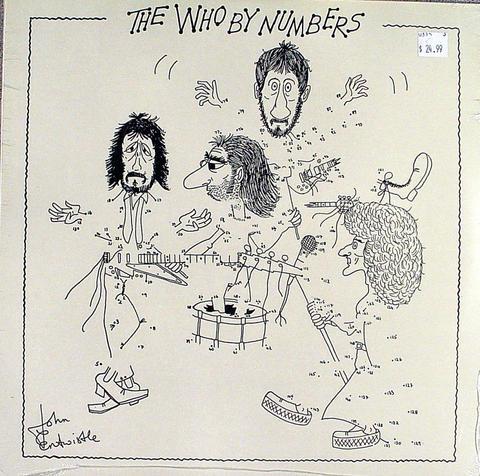 """The Who Vinyl 12"""" (New)"""