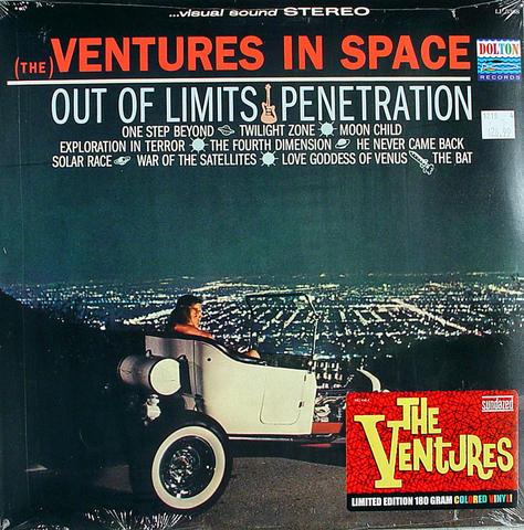 "The Ventures Vinyl 12"" (New)"