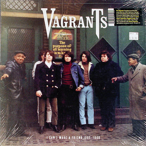 "Vagrants Vinyl 12"" (New)"