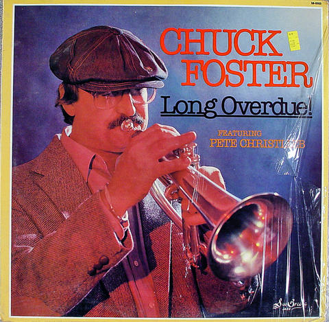 "Chuck Foster Vinyl 12"" (Used)"