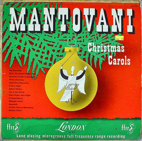 """Mantovani Vinyl 12"""" (Used)"""
