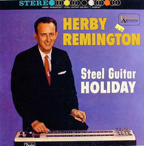 "Herby Remington Vinyl 12"" (Used)"