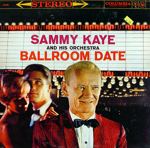 "Sammy Kaye Vinyl 12"" (Used)"