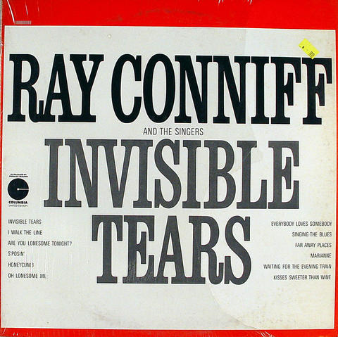 """Ray Conniff And The Singers Vinyl 12"""" (Used)"""