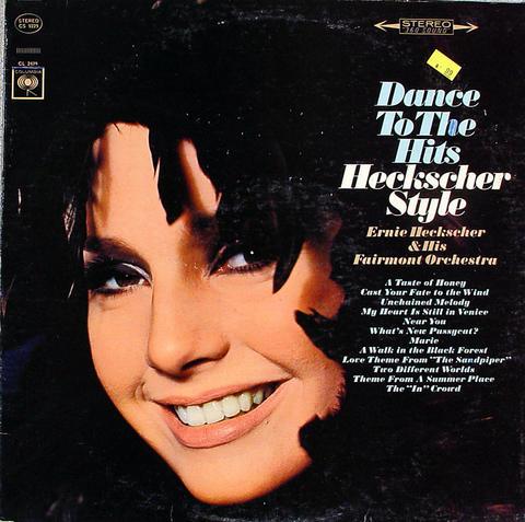 """Ernie Heckscher & His Fairmont Orchestra Vinyl 12"""" (Used)"""