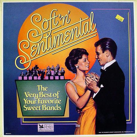 "Soft'n' Sentimental Vinyl 12"" (Used)"