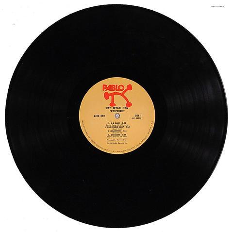 "Ray Bryant Trio Vinyl 12"" (Used)"