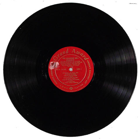 """Charleston City All Stars Vinyl 12"""" (Used)"""