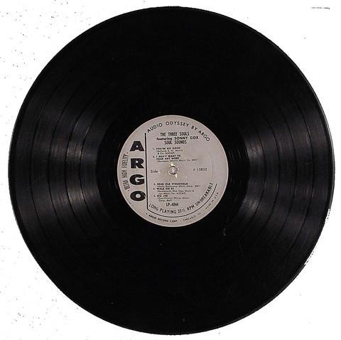"""Three Souls Vinyl 12"""" (Used)"""