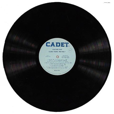 "Eldee Young Vinyl 12"" (Used)"