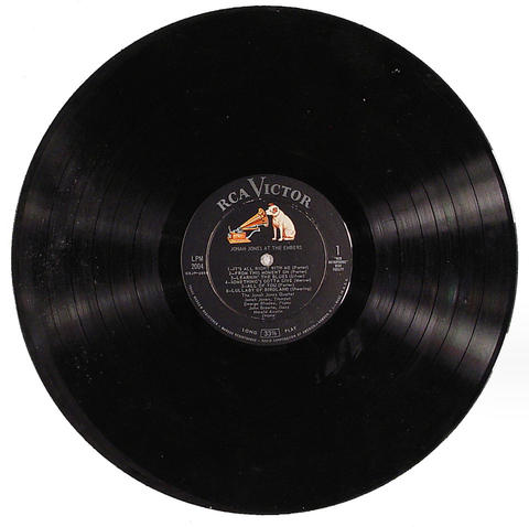 "Jonah Jones Vinyl 12"" (Used)"