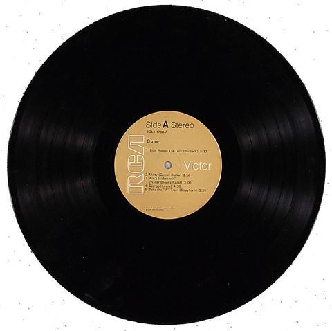 """Quire Vinyl 12"""" (Used)"""