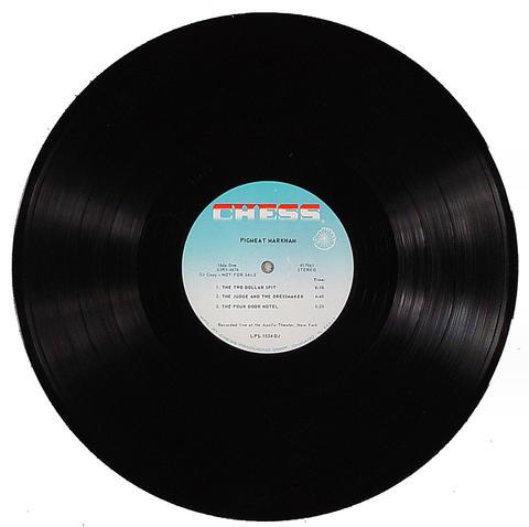 """Pigmeat Markam Vinyl 12"""" (Used)"""