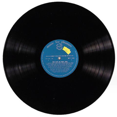 "Music For Pleasure Vinyl 12"" (Used)"