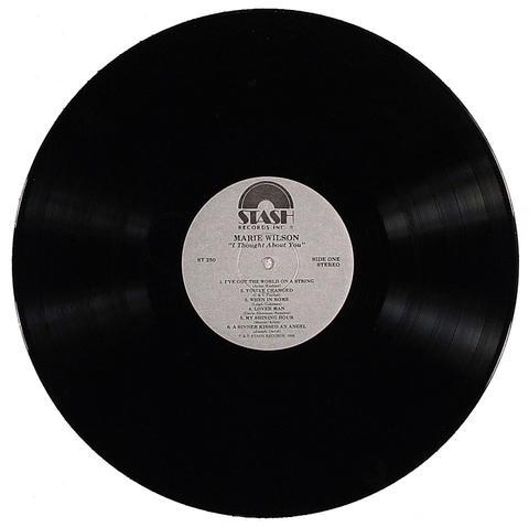 """Marie Wilson Vinyl 12"""" (Used)"""