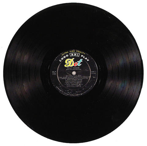 """Billy Vaughn And His Orchestra Vinyl 12"""" (Used)"""
