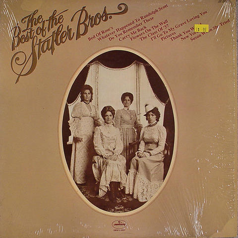 "Statler Brothers Vinyl 12"" (Used)"