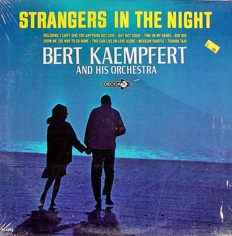 """Bert Kaempfert And His Orchestra Vinyl 12"""" (Used)"""