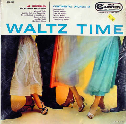 """Al Goodman Vinyl 12"""" (Used)"""