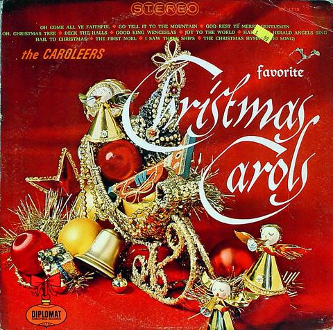 """Caroleers Vinyl 12"""" (Used)"""