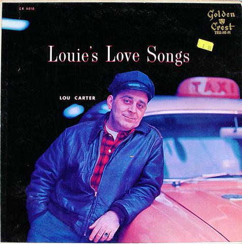 "Lou Carter Vinyl 12"" (Used)"
