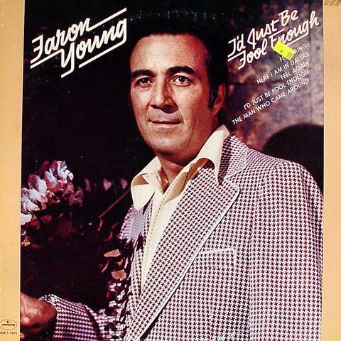 "Faron Young Vinyl 12"" (Used)"