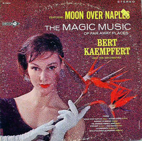 "Bert Kaempfert And His Orchestra Vinyl 12"" (Used)"