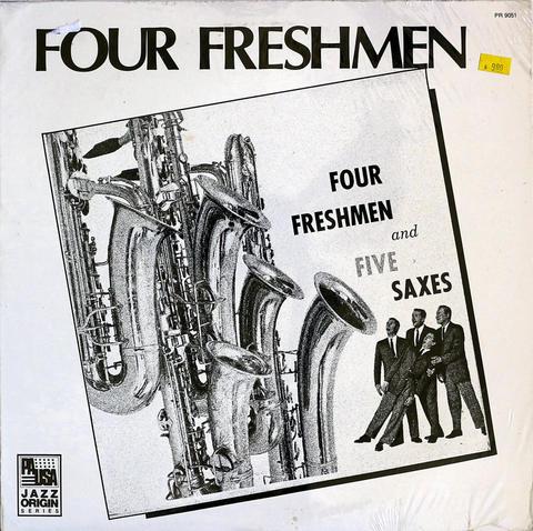 "Four Freshmen Vinyl 12"" (New)"