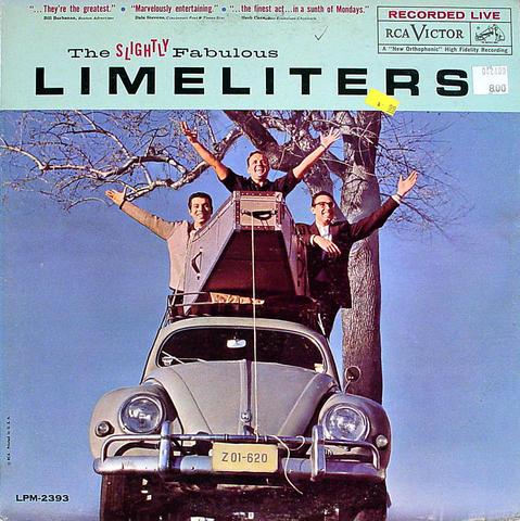 "The Limeliters Vinyl 12"" (Used)"