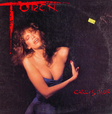 "Carly Simon Vinyl 12"" (Used)"