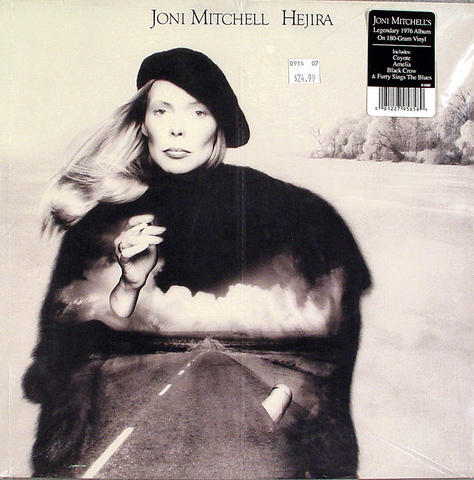 "Joni Mitchell Vinyl 12"" (New)"
