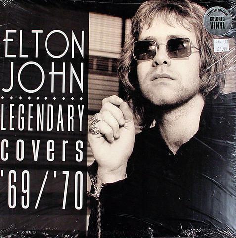 """Elton John Vinyl 12"""" (New)"""