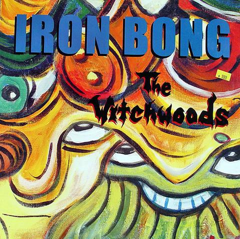"Iron Bong Vinyl 12"" (Used)"