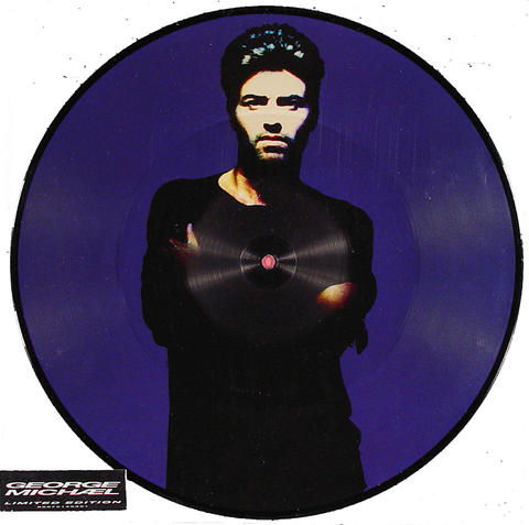 "George Michael Vinyl 12"" (New)"