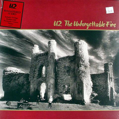 "U2 Vinyl 12"" (New)"