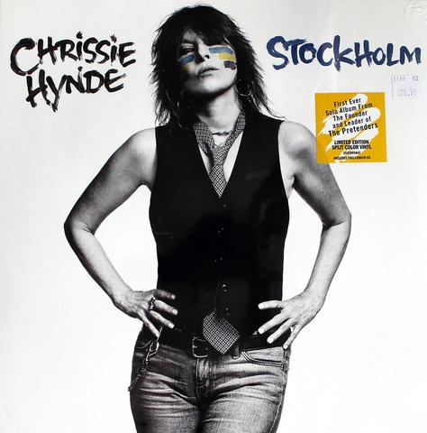 "Chrissie Hynde Vinyl 12"" (New)"