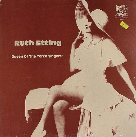 "Ruth Etting Vinyl 12"" (New)"