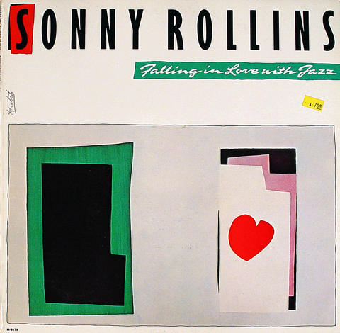 "Sonny Rollins Vinyl 12"" (Used)"