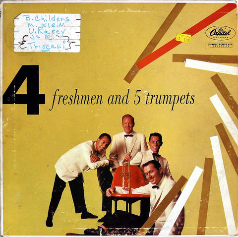 "The Four Freshmen Vinyl 12"" (Used)"
