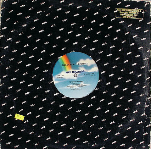 """Ready for the World Vinyl 12"""" (Used)"""